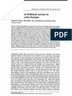 Religion and political action