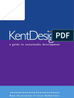 Kent Design Guide to Sustainable Development
