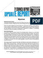 UNSC Report No. 4- 14 May 2008