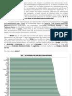 indicador de desenvolvimento ambiental