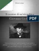 Il creatore di un'età politica - Giovanni Giolitti (formato .pdf)