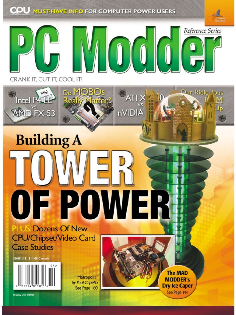 Pc Modder Central Processing Unit Advanced Micro Devices Basic Electric Guitar Circuits Workbenchfuncom