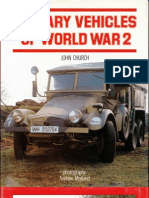 military vehicles of ww 2