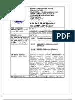 Nota Pembersihan Kawasan Semaian Kursus Pekerja Ladang Pertanian SKM Tahap 1