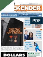Indian Weekender Issue # 92