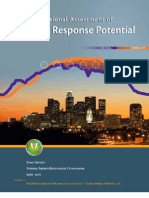A National Assessment of Demand Response Potential
