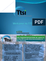 TTSI Online Training Programs