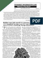 Labor Market Information News Packet