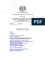 Factory and Machinery (Registration of Machinery) Regulation, 1970