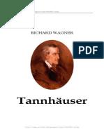 13738147 Richard Wagner Tannhauser