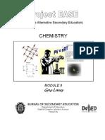 9. Chem M9 Gas Laws