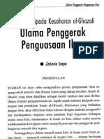 Ulama Penggerak Penguasaan Ilmu Iktibar Dari Kesohoran AlGhazali 65 81