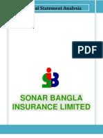 ratio analysis of Insurance company