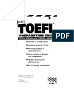 Toefl cliffs