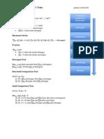 Calculus III Chapter 12 Tests