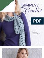 Blueprint Crochet Crochet Weaving