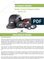 Indian Tyre Market