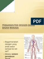 nota sains T3-pengangkutan oksigen dalam badan manusia
