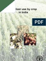 Fertilizer in India