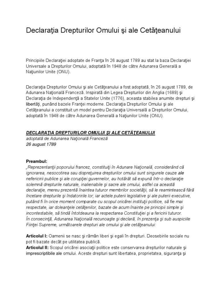 droits de l'homme - Traducere în română - exemple în franceză | Reverso Context