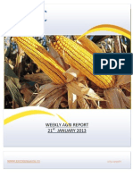 Weekly Agri Report by www.epicresearch.co – 21  January 2013