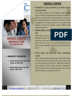 Weekly Equity Report by www.epicresearch.co – 21 January 2013