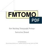 FMTOMO Manual