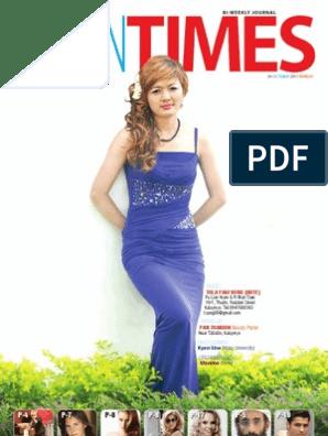 Tahan Times Journal- Vol  1- No  9, Oct 24, 2011