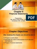 Ch 6 - WS and FS Presentation