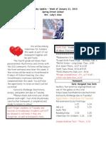 1-21-13 Newsletter