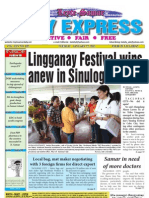 Lingganay Festival wins 