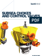 subsea choke module