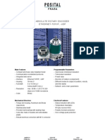 AbsoluteEncoders OCD IndustrialEthernet TCP IP DataSheet DataContent