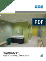 PALOPAQUE - PVC Cladding Brochure