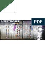 Calendario Copa Libertadores