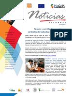 Género y semilla de papa, temas centrales de IssAndes a inicios de 2013