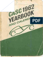 CASC 1962 Yearbook