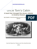 Uncle Tomu0027s Cabin And The American Civil War