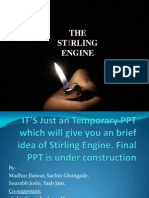Stirling engine PPT
