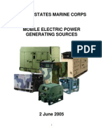 Guide to the MEP series generators