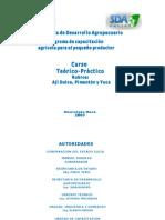 Manual Tecnico Aji Pimenton y Yuca