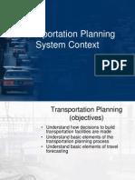 transportation planning system context.ppt