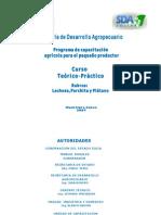 Manual Tecnico Lechosa Parchita y Platano