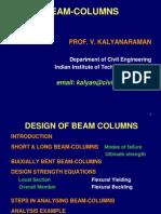 Beam Column