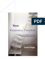Your Prosperity Paradigm - 11 Steps tp Creating and Living a Super-Successful Life
