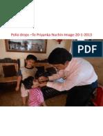 Image-Polio immunisation