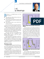 Function of Process Pump Bearings