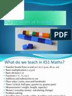 KS1 Maths Methods