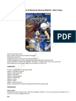 Kingdom Hearts Novel - Chain of Memories - Reverse/Rebirth - Riku's Story [ita]