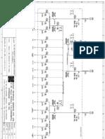 Single Line Drawing of PCC Panel